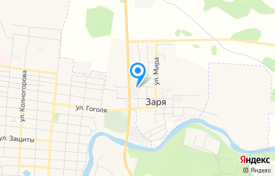 Местоположение на карте пункта техосмотра по адресу Свердловская обл, Алапаевский р-н, п Заря, ул Дорожная, д 1А стр 3