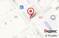 Схема проезда до компании Аптечный пункт в Мирном