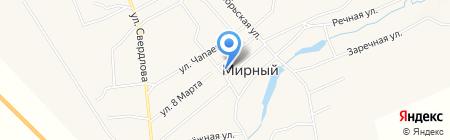Детский сад №5 на карте Черкасово