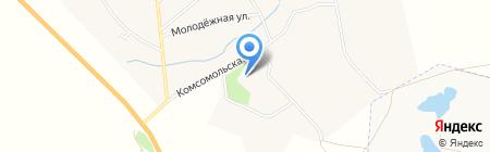 Аргаяшский аграрный техникум на карте Черкасово