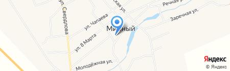 Пункт приема платежей Система Город на карте Черкасово