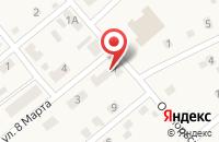 Схема проезда до компании Жилищно-коммунальное хозяйство Козыревское в Мирном