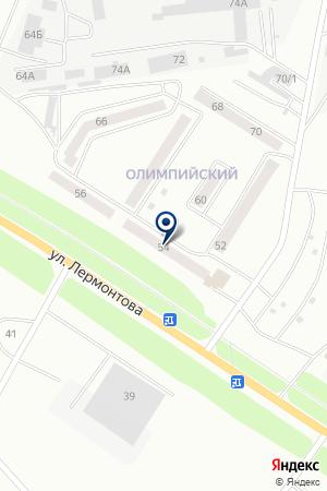 ХИМТЕС-ЭЛЕКТРО на карте Каменска-Уральского