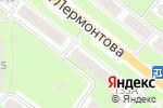 Схема проезда до компании Волна в Каменске-Уральском