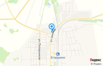 Местоположение на карте пункта техосмотра по адресу Свердловская обл, г Артемовский, пер Полярников, д 1