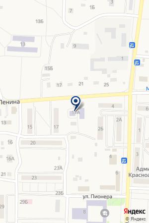 АПТЕКА на карте Миасского