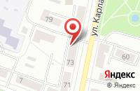 Схема проезда до компании Фармация в Каменске-Уральском