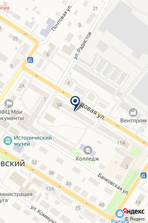 СПУТНИКОВОЕ ТЕЛЕВИДЕНИЕ НАВИГАТОР на карте Артемовского