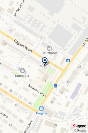 БАНКОМАТ СБЕРБАНК РОССИИ на карте Артемовского