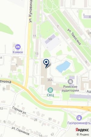 СТУДИЯ SAN PLAZA (САН ПЛАЗА) на карте Каменска-Уральского