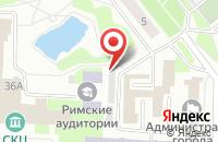 Схема проезда до компании Автосервис в Каменске-Уральском