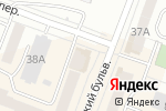 Схема проезда до компании Маришка в Каменске-Уральском