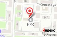 Схема проезда до компании Карамель в Каменске-Уральском