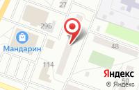 Схема проезда до компании Интерком Сервис в Каменске-Уральском