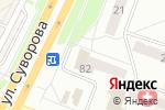 Схема проезда до компании Павловский в Каменске-Уральском