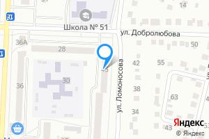 Двухкомнатная квартира в Каменске-Уральском улица Ломоносова, 45