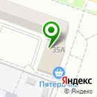 Местоположение компании УралПромМеталл