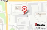 Схема проезда до компании Денежкин Камень в Каменске-Уральском