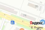 Схема проезда до компании Почтовое отделение №8 в Каменске-Уральском