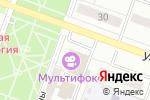 Схема проезда до компании Telepay в Каменске-Уральском