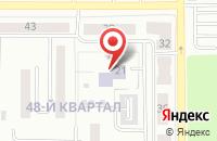 Схема проезда до компании Детский сад №104 в Каменске-Уральском