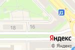 Схема проезда до компании Фортуна в Каменске-Уральском