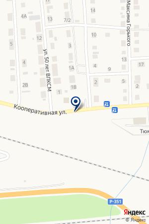 БОГДАНОВИЧСКАЯ НЕФТЕБАЗА на карте Богдановича