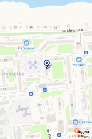 МАГАЗИН ПРОДУКТЫ на карте Богдановича