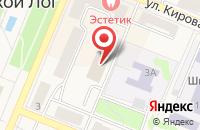 Схема проезда до компании КАФЕ ОСТРОВ СОКРОВИЩ в Муромцево