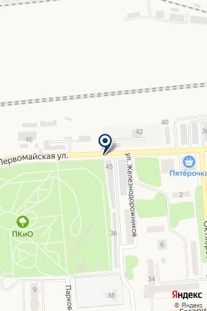 АВТОМОЙКА на карте Богдановича