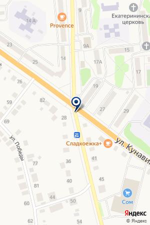 VIPLAST (ВИПЛАСТ) на карте Богдановича