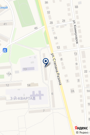 БАНК СБЕРБАНК N 1769/073 (ДОПОЛНИТЕЛЬНЫЙ ОФИС) на карте Богдановича