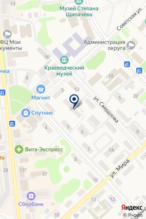 АПТЕКА ФАРМАКОН на карте Богдановича