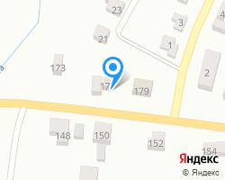 Схема местоположения почтового отделения 641703