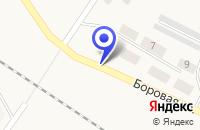Схема проезда до компании ФГУ КАТАЙСКИЙ ЛЕСХОЗ в Катайске