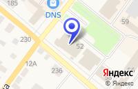 Схема проезда до компании СТОЛОВАЯ N 1 в Камышлове