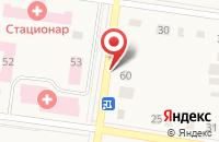 Схема проезда до компании 70 ПОЖАРНАЯ ЧАСТЬ МЧС РОССИИ в Октябрьском