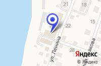 Схема проезда до компании МУП ЖКХ в Щучьем
