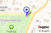 Схема проезда до компании МАГАЗИН БЫТОВОЙ ТЕХНИКИ ЭЛЬДОРАДО в Щучьем