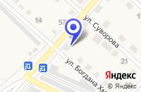 Схема проезда до компании АПТЕЧНЫЙ ПУНКТ N 1 в Ирбите