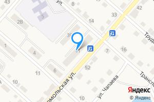 Двухкомнатная квартира в Ирбите Комсомольская ул., 41