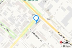 Двухкомнатная квартира в Ирбите Комсомольская ул., 2