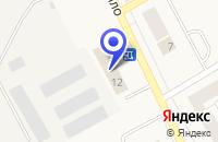 Схема проезда до компании БАНКОМАТ ГАЗПРОМБАНК в Югорске
