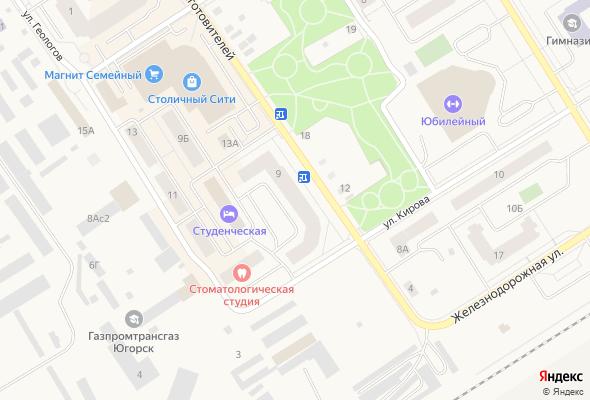 купить квартиру в ЖК ул. Лесозаготовителей, дом 9