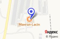 Схема проезда до компании СТРОИТЕЛЬНАЯ КОМПАНИЯ РОС в Югорске