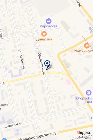 МАГАЗИН ГУРМАН (ВИННЫЙ ОТДЕЛ) на карте Советского (Тюмень)