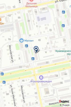 ПРОИЗВОДСТВЕННАЯ ФИРМА ОРФЕЙ на карте Шадринска