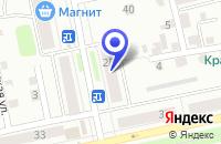 Схема проезда до компании БАР КОНКОР в Шадринске