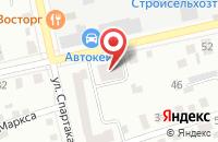 Схема проезда до компании Редакция Шадринской Городской Газеты  в Шадринске