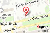 Схема проезда до компании CREDO в Астрахани